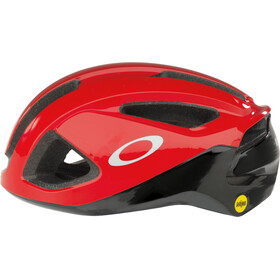 Oakley ARO3 Cykelhjelm rød/sort